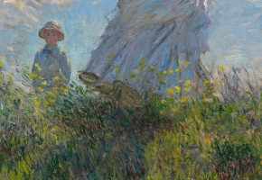 Claude_Monet_-_Woman_with_a_Parasol_-_Madame_Monet_and_Her_Son_-_Google_Art_Project crop
